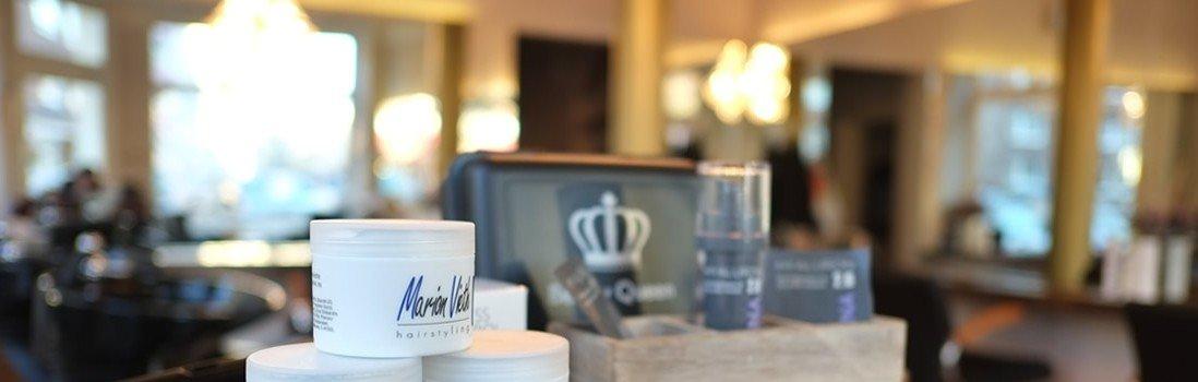 Marion Vieth hairstyling - Pflegeprodukte
