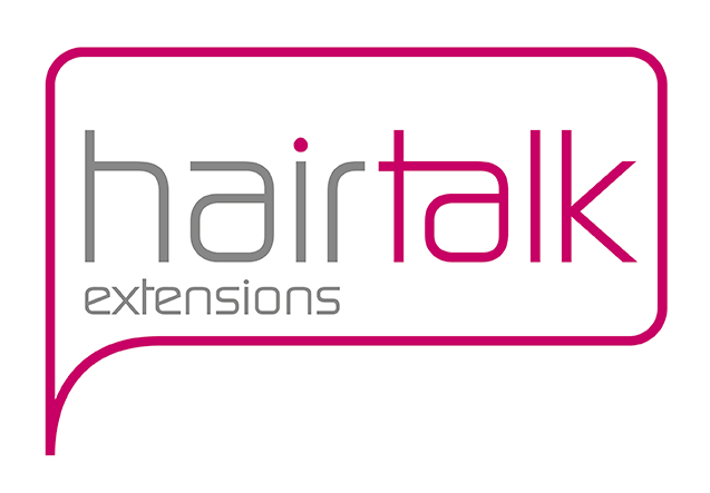 Logo - hairtalk extensions